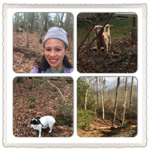 Love Nature! Running and Hiking!