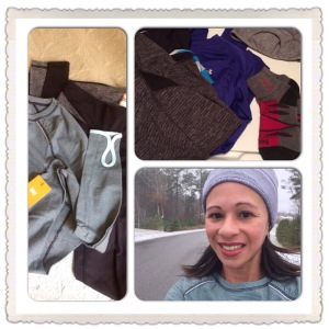 Favorite Winter Running Gear