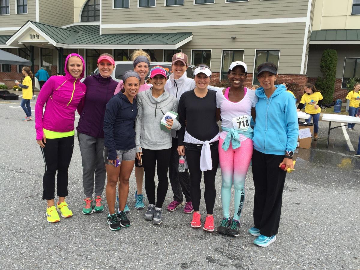 Leaf Peeper Half Marathon: Rise.Run.Retreat